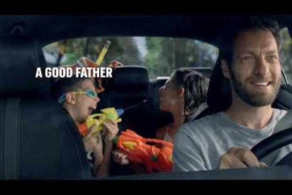 "Honda: ""A good mother is a mother who feels good"" by McCann"