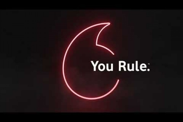 """Vodafone Australia """"Your rules, your network"""""""