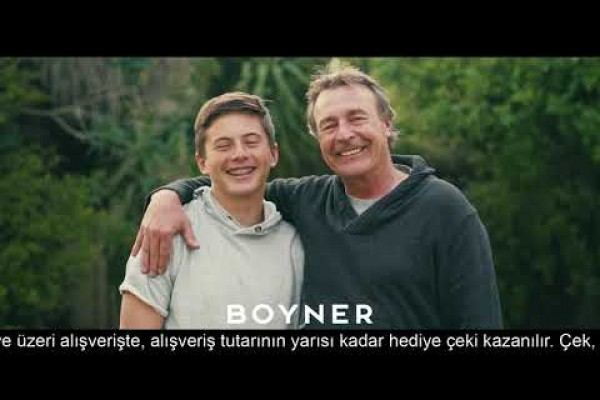 "Boyner ""Happy Father's Day"""