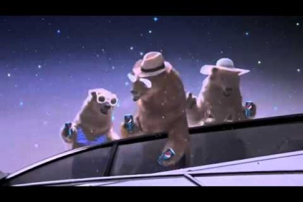 Pepsi: The Party Starts when Uncle Teddy comes to town