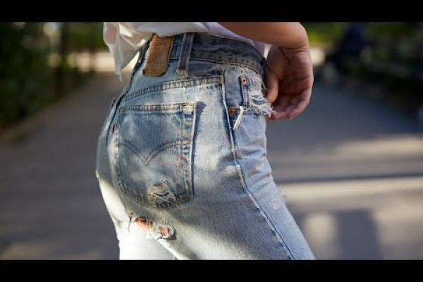 Levi's: A billion jeans. One of a kind stories.
