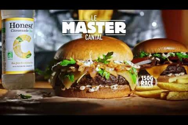 "Burger King ""Les Masters"" Even tastier than our tastiest Burgers"