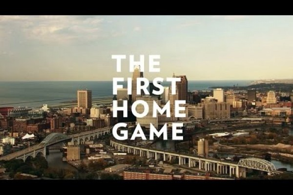 Sprite Presents: LeBron James' First Home Game