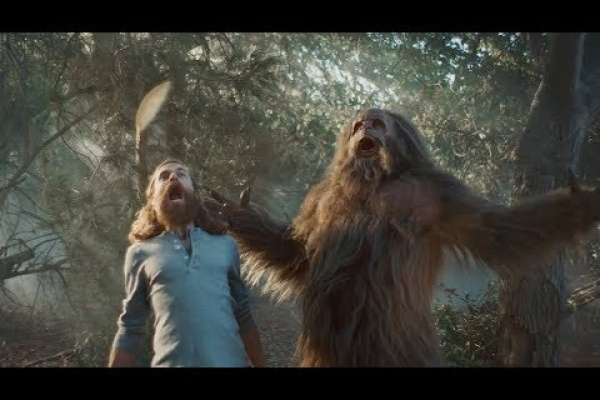 Jack Link's - Runnin' with Sasquatch -  Extended Version