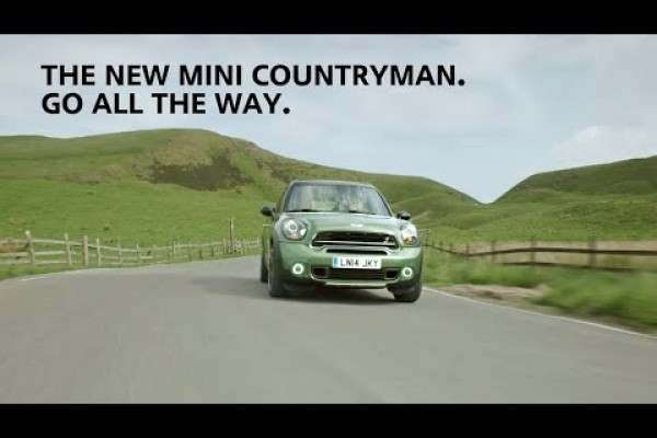 MINI: A Passenger's Guide to the New MINI Countryman
