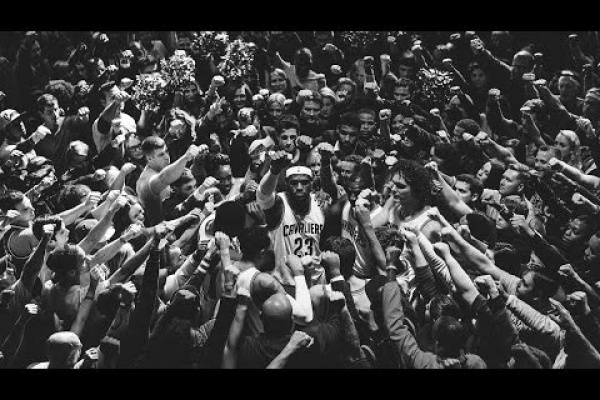 Nike: Together - LeBron James