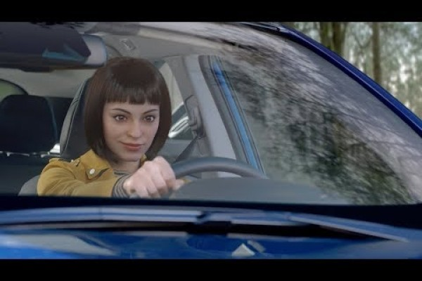 """Renault: """"Escape To Real"""" by Publicis"""