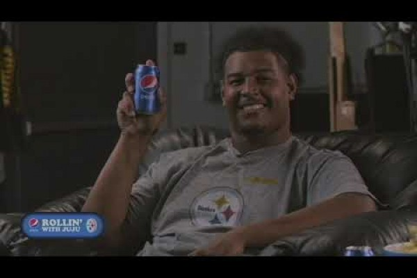 "Pepsi ""Made For Football Watching"""