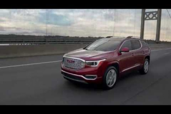 GMC Acadia: The Next Generation of SUV has Arrived