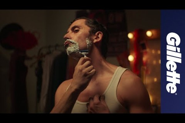 """Gillette """"It Takes a Real Man"""" by Proximity"""