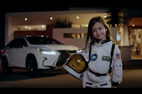 Lexus RX – The Official Luxury Crossover of Getting Home Safe