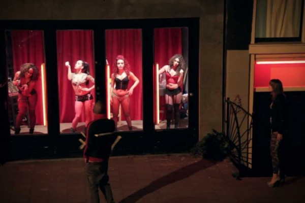 Stop the Traffik - Girls in red light district
