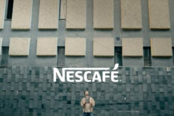 Nescafe: Restart your day anytime!