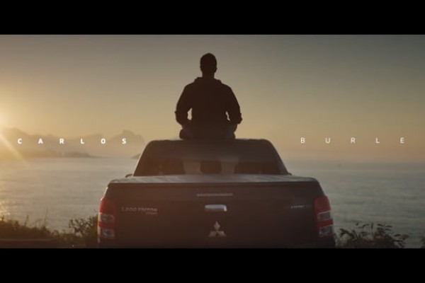 "Mitsubishi: ""Drive your Ambition"" by Ampfy"