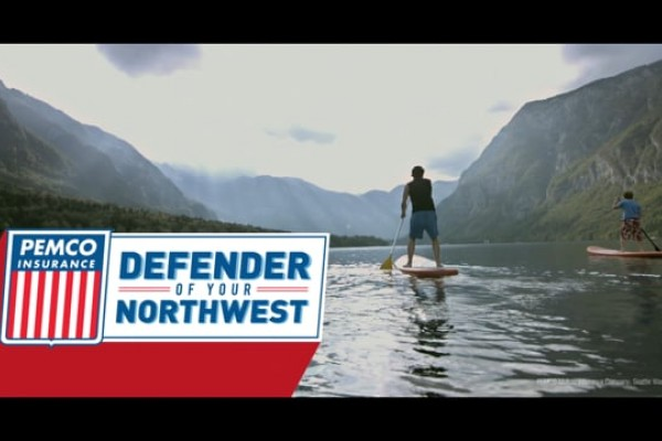 "Pemco Insurance: ""Defenders of the Northwest"" by Periscope"