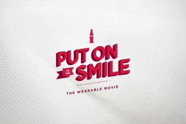 Coca-Cola: put on a smile
