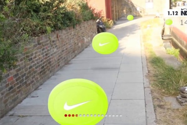 Nike: Future Running with Google Glass