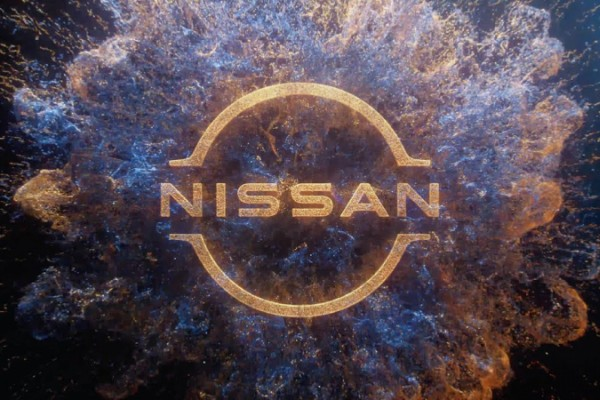 Nissan introduced its new logo