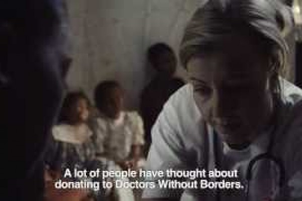 Doctors Without Borders: AnnSophie and Jonas