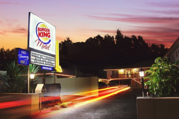 Burger King: Motel Case