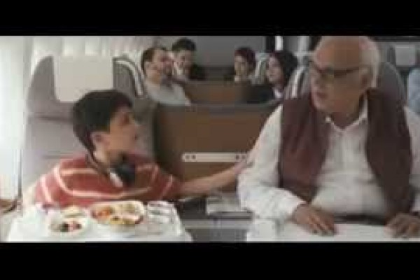 Lufthansa - An Indian heart?