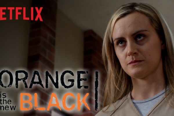 Virgin: Orange Is the New Black on Netflix