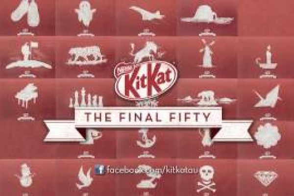 Kit Kat: The Final Fifty
