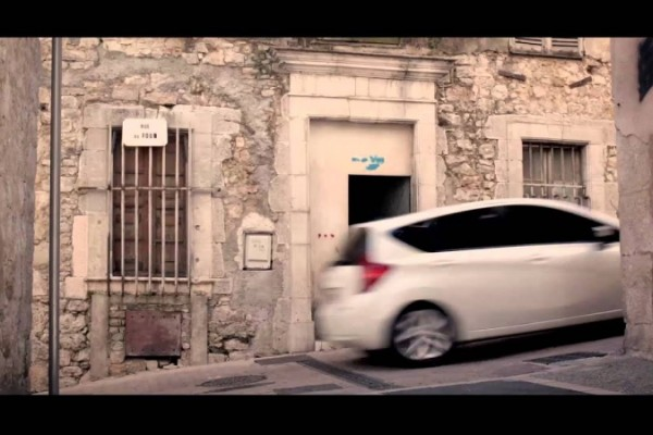 Nissan NOTE: anticipate the unexpected