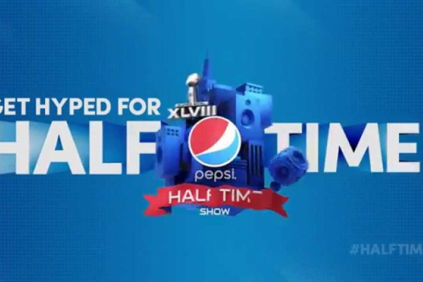 Pepsi: Hyped for Halftime