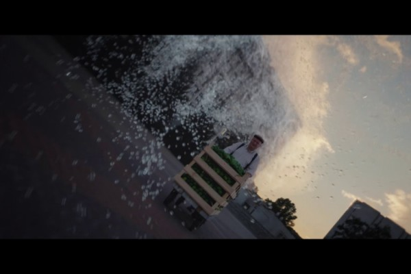 "Schweppes: ""The Rush of Schweppervescence"" by TBWA"