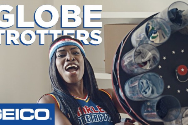 "Geico: ""Harlem Globetrotters Moving Co."" by The Martin Agency"