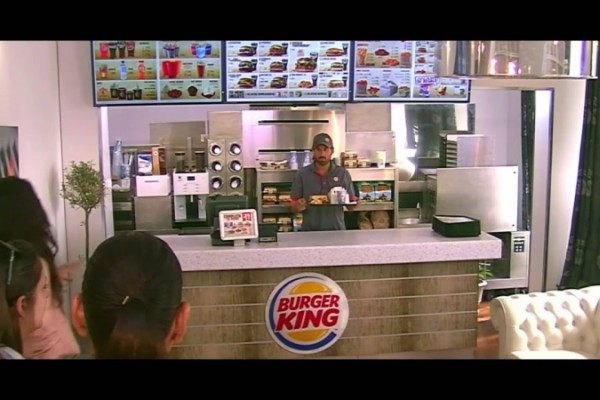Burger King: The Whopper Apartment