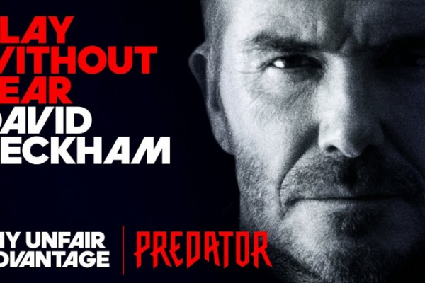 "Adidas ""David Beckham: My Unfair Advantage"""