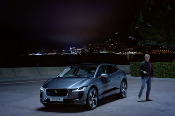 "Jaguar ""I-PACE - 3am"" by Spark44"