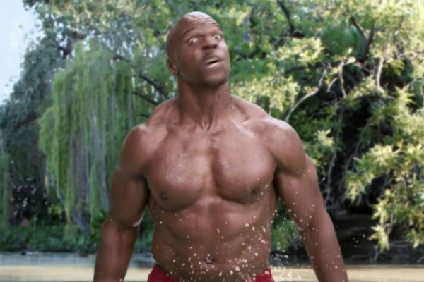 Old Spice: He's a man! He's a boy!