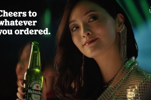 "Heineken ""Cheers to all"" #Cheerstoall #Heineken"