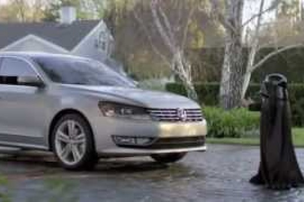 Volkswagen - The Force Super Bowl