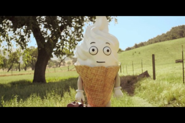 Arla Foods - The soft ice cream is coming home