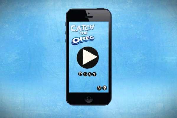 Oreo: Catch the Cookie - Catch some fun!