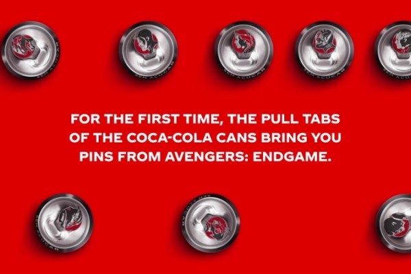 "Coca-Cola ""Pin Tabs"" by WMcCann BR"