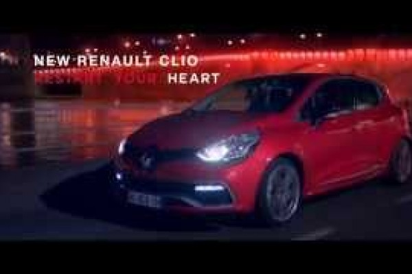 Renault: the irresistible design of the new Renault Clio
