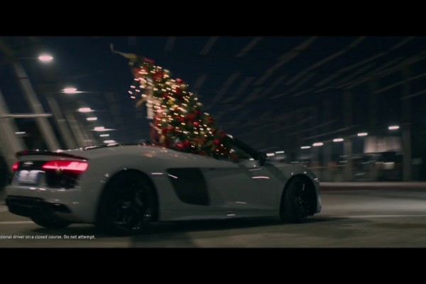 Audi - Wishing You a Merry End