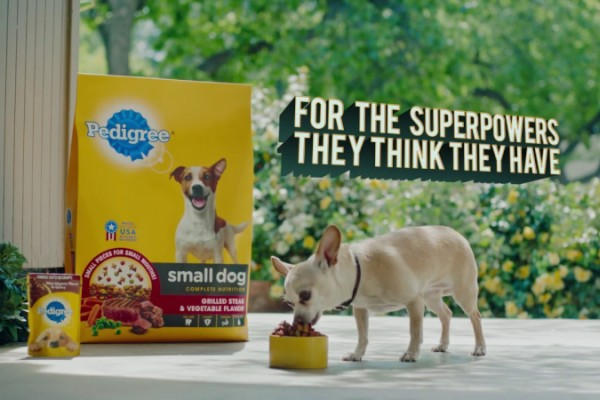 "Pedigree ""Hero-ish"" by BBDO"