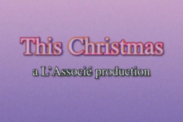 "L'Associe ""The Christmas card 2020 deserves"""