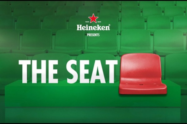 Heineken: it's impossible to find a ticket for Wembley