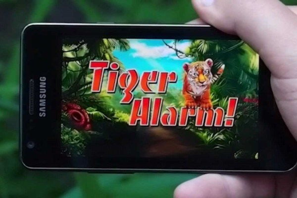 "WWF: Tiger! Download ""Tiger Alarm!"""