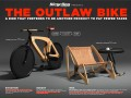 "Bicycling Magazine ""The Outlaw Bike"""