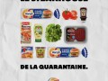 "Burger King ""Le Whopper de la Quarantaine"" by Buzzman advertising"