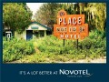 Novotel outdoor ads