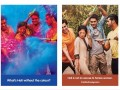"Reliance General Insurance: ""What's Holi without the colour?"" by Ogilvy"